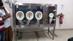 Battery Fabrication Glove Box