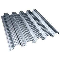 Decking Sheet for Thermal Power Plant