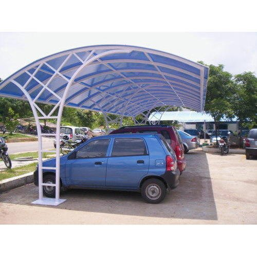 Car Parking Shed Industrial Car Parking Shed Manufacturer From Chennai
