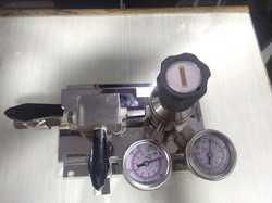 Ammonia Gas Line Regulator