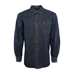 Work Wear Denim Shirt