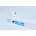 Chrome Sebo-136t8 36watt T8 Box Type Fixture