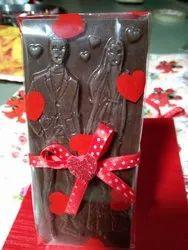 Valentine's Couple Homemade Chocolate