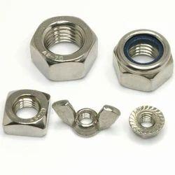 Nickel Fasteners