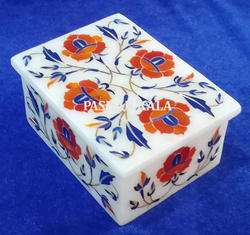 Marble Beautiful Inlay Box
