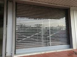 Poly Carbonate Shutters