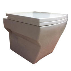 Viva Ceramic Wall Hung Toilet Seat