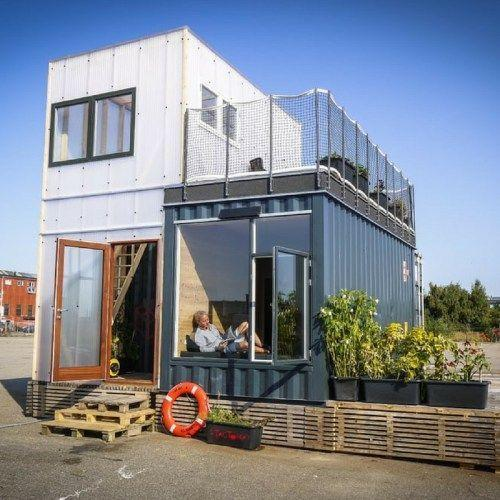 panel build container homes  house  rs 1456000   unit  techno