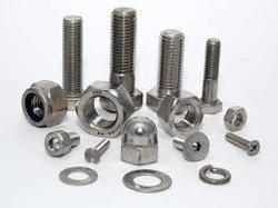 Stainless Steel Nut & Bolt
