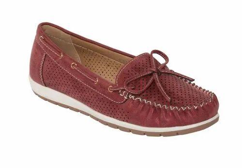 Schuh Lifestyle Pu Ladies Comfort Shoes, Schuh Lifestyles