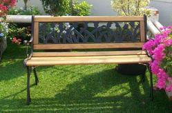 Imported Wooden Garden Bench