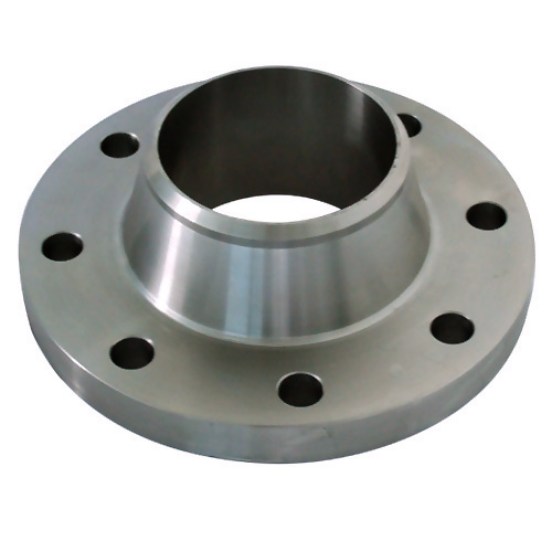Raaj Stainless Steel Weld Neck Flanges, Size: 1-5 and 5-10 Inch