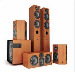 Brown Speakers