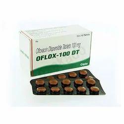 Ofloxacin Dispersible Tablets