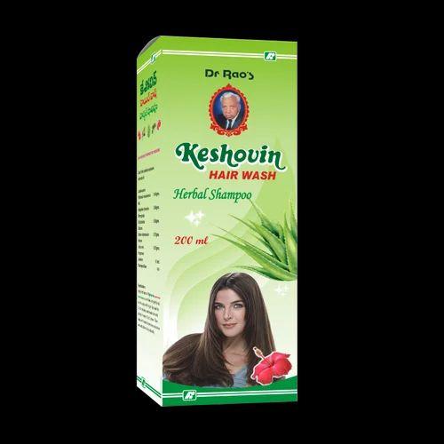 Dr Rao''s Keshovin(Hair Wash)   Dr Raos Herbal Pharma
