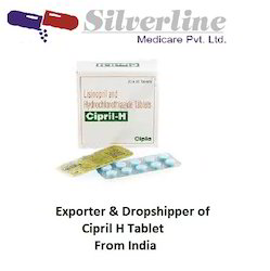 Cipril H Tablet