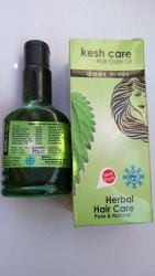Liquid Hair Herbal Oil, Pack Size: 60 ml