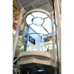 Hydraulic Glass Lift