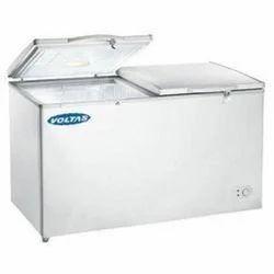 500 L Stainless Steel Voltas Deep Freezer