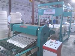 Duplex Paper Roll Sheet Cutting Machine