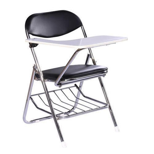 Prime Folding Student Chair With Writing Pad Gmtry Best Dining Table And Chair Ideas Images Gmtryco