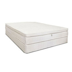 Bharati Plain Comfortable Spring Mattress, For Home, Size: 75*36 Inch (lxw)
