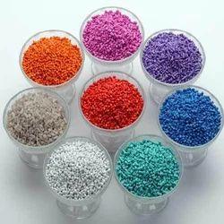 Coloured Polypropylene Granules