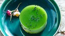 Green Tea Glaze