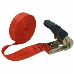 Plastic Coated Ratchet Belt