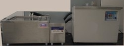Sonicator Bath With Chiller