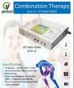 Global Combination 3 In 1 - Ift Ms Tens Combo Physiotherapy Equipment, Continuous, Size/dimension: Box