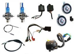 Electrical Parts For TVS Bikes