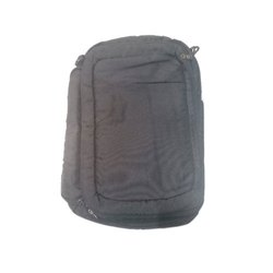 Polyester Plain Fancy Grey School Bag for College