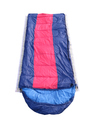 Travelling Camping Trekking Outdoor Sleeping Bag-Red/Blue