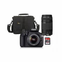 Full Hd Canon 1200D DSLR Camera for rent