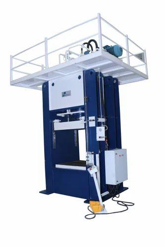 Mild Steel H Frame Press Machine