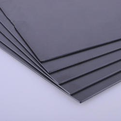 Plain Transparent PVC Sheet