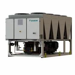 Screw VFD Chiller