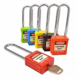 Vedant Corporation Safety Padlock, Padlock Size: 40-65 mm