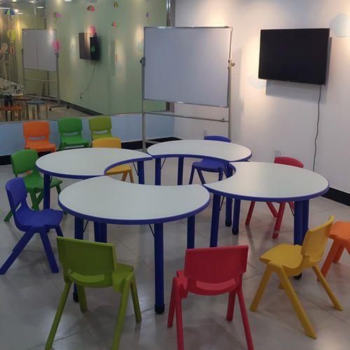 Preschool Table Chair Set