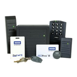 Hid Proximity Access Card System