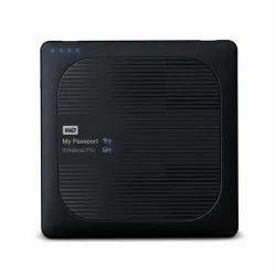 Western Digital My Passport Wireless Pro 1TB Black