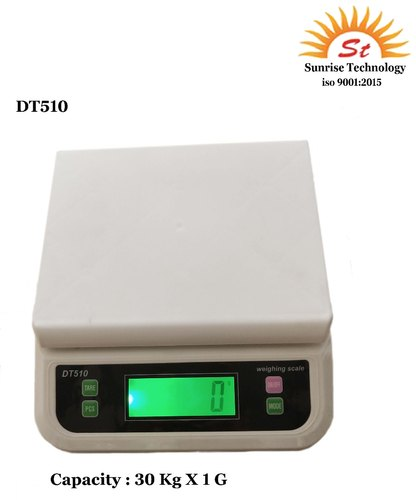 DT-510 Electronic Compact Scale 30 Kg X 1 gm