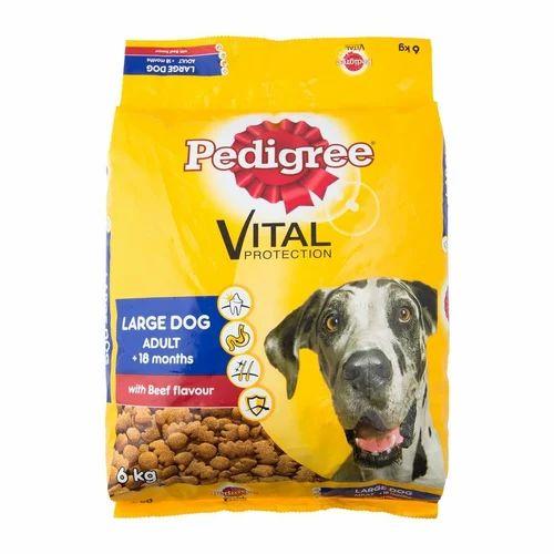 Pedigree Adult Dog Food Pack Size 6 Kg Rs 290 Kilogram Mohali