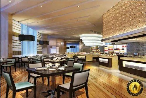Restaurant Interior Designers, 3d Interior Design Available: Yes