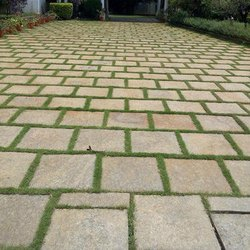 Cement Curbing For Garden