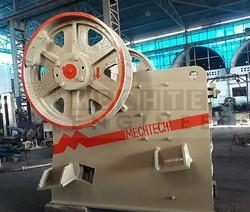 Grease Lubricated Jaw Crusher