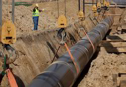 Pipe Line Work