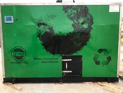 Biodegradable Waste Composting Machine