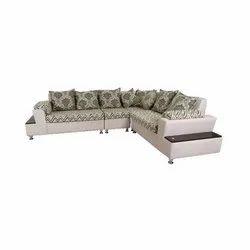 Modern 8 Seater L Shape Corner Sofa Set